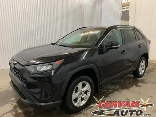 Used 2019 Toyota RAV4 LE AWD Mags Caméra A/C Sièges chauffants *Traction intégrale* for sale in Trois-Rivières, QC