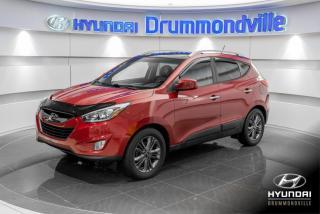 Used 2015 Hyundai Tucson GLS + GARANTIE + TOIT PANO + CUIR + WOW for sale in Drummondville, QC