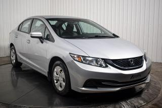 Used 2015 Honda Civic LX A/C for sale in St-Hubert, QC