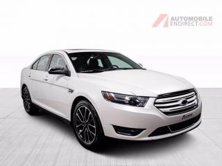 Used 2019 Ford Taurus LIMITED AWD V6 CUIR TOIT MAGS NAV for sale in St-Hubert, QC