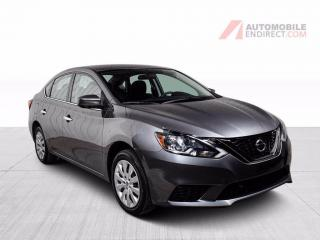 Used 2017 Nissan Sentra Sv A/c Bluetooth for sale in St-Hubert, QC