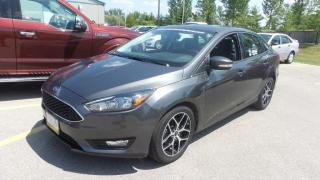 Used 2018 Ford Focus SEL for sale in New Hamburg, ON