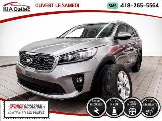Used 2019 Kia Sorento EX* AWD* 7 PLACES* CUIR* CARPLAY* for sale in Québec, QC