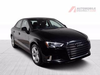 Used 2017 Audi A3 KOMFORT TFSI CUIR TOIT MAGS for sale in St-Hubert, QC