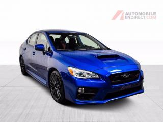 Used 2016 Subaru WRX STI AWD MAGS for sale in St-Hubert, QC