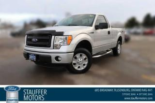 Used 2013 Ford F-150 STX for sale in Tillsonburg, ON
