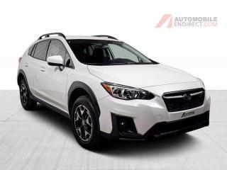 Used 2018 Subaru XV Crosstrek CONVENIENCE AWD A/C MAGS CAMERA DE RECUL for sale in St-Hubert, QC