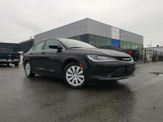 Used 2015 Chrysler 200 LX for sale in Kingston, ON