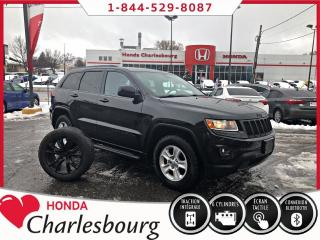 Used 2014 Jeep Grand Cherokee LAREDO 4X4**8 MAG 8 PNEUS** for sale in Charlesbourg, QC