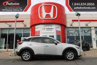 Used 2016 Mazda CX-3 GS - NAVIGATION HEATED LEATHER SEATS - for sale in Sudbury, ON