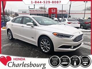 Used 2018 Ford Fusion Energi SE LUXURY**PLUG IN**GPS+TOIT OUVRANT** for sale in Charlesbourg, QC