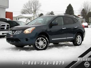 Used 2012 Nissan Rogue SV AWD + MAGS + CAMÉRA + BAS KILO! for sale in Magog, QC