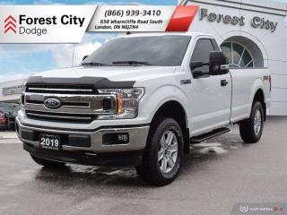 Used 2019 Ford F-150 REGULAR CAB LONG BOX | 5.0L V8 for sale in London, ON