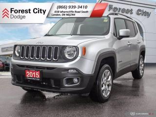 Used 2015 Jeep Renegade SUPER LOW KM! for sale in London, ON