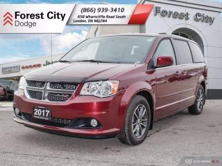 Used 2017 Dodge Grand Caravan NAVIGATION | DVD PLAYER for sale in London, ON