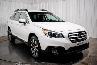 Used 2016 Subaru Outback LIMITED AWD CUIR TOIT PANO MAGS CAMÉRA DE RECUL for sale in St-Hubert, QC