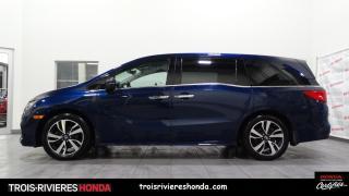 Used 2018 Honda Odyssey TOURING + GARANTIE 4/100 + HONDA SENSING for sale in Trois-Rivières, QC