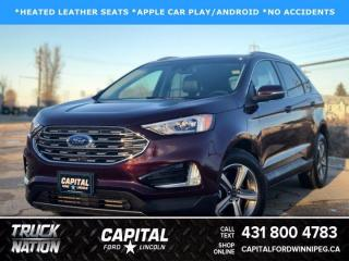 Used 2020 Ford Edge SEL AWD for sale in Winnipeg, MB