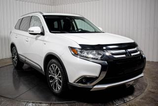 Used 2017 Mitsubishi Outlander GT AWD  CUIR TOIT 7 PASSAGERS MAGS for sale in St-Hubert, QC