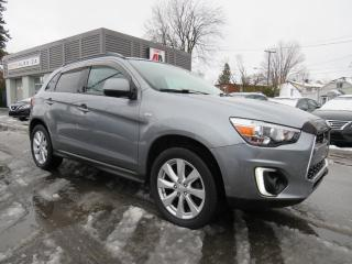 Used 2015 Mitsubishi RVR GT AWD TOIT PANOR CUIR MAGS 18 ROCKFORD FOSGATE for sale in St-Eustache, QC