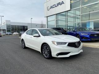Used 2018 Acura TLX TECH * Certifié 7ans / 160000 km * for sale in Ste-Julie, QC