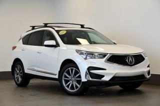 Used 2019 Acura RDX ELITE AWD + CUIR + GPS + SIÈGES CHAUFFANTS for sale in Ste-Julie, QC