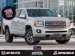 Used 2017 GMC Canyon 4WD SLE for sale in Calgary, AB