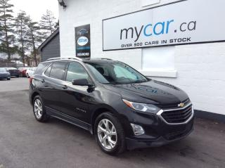 Used 2018 Chevrolet Equinox SUNROOF, 2.0L TURBO, HEATED SEATS, BACKUP CAM!! for sale in Kingston, ON