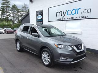 Used 2017 Nissan Rogue SV PANOROOF, HEATED SEATS, ALLOYS, BACKUP CAM!! for sale in North Bay, ON
