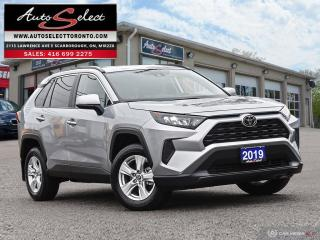 Used 2019 Toyota RAV4 AWD ONLY 41K! **BACK-UP CAMERA** CLEAN CARPROOF for sale in Scarborough, ON