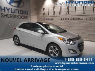 Used 2016 Hyundai Elantra GT GLS+TOIT PANO+BANCS CHAUF+PUSH-START+MAG for sale in Sherbrooke, QC