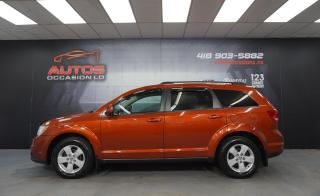 Used 2012 Dodge Journey FWD SXT for sale in Lévis, QC