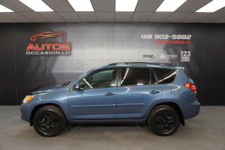 Used 2012 Toyota RAV4 4WD AUTOMATIQUE FULL ÉQUIPÉ 123 980 KM CERTIFIÉ !! for sale in Lévis, QC