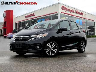 Used 2018 Honda Fit EX-L Navi for sale in Guelph, ON