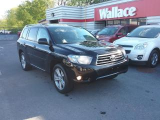 Used 2010 Toyota Highlander Sport 4WD Leather interior Sunroof for sale in Ottawa, ON