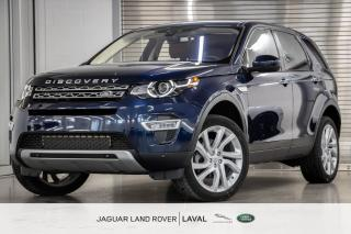 Used 2017 Land Rover Discovery Sport HSE LUXURY AWD *BIEN ÉQUIPÉ!* for sale in Laval, QC