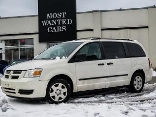 Used 2009 Dodge Grand Caravan SE | AS TRADED - YOU CERTIFY YOU SAVE for sale in Kitchener, ON