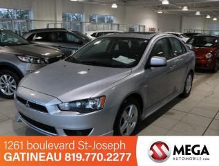Used 2014 Mitsubishi Lancer LTD ED. for sale in Gatineau, QC