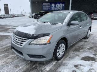 Used 2014 Nissan Sentra S,A/C,CRUISE,BLUETOOTH,VITRES ET MIRROIRS ÉLECT for sale in Mirabel, QC