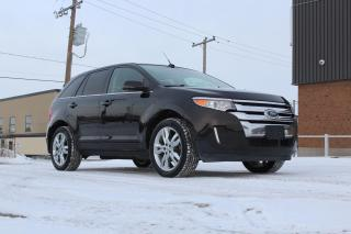 Used 2013 Ford Edge LIMITED LEATHER SUNROOF AWD for sale in Regina, SK