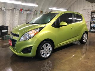 Used 2013 Chevrolet Spark LT * Weather tech front floor mats * Keyless entry * Climate control * Phone connect * Hands free steering wheel controls * Cruise control * Traction for sale in Cambridge, ON