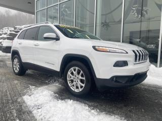 Used 2016 Jeep Cherokee NORTH 4X4 MOTEUR V6 for sale in Ste-Agathe-des-Monts, QC