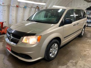 Used 2013 Dodge Grand Caravan SE * Cruise Control * Steering Wheel Controls * Keyless Entry * 7 Passenger *  Eco Mode * Manual Mode * Stow N Go * Child Seat Anchors * Traction for sale in Cambridge, ON