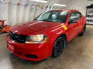 Used 2013 Dodge Avenger SE * Keyless Entry * Remote Starter * Cruise Control * Steering Wheel Controls * Sport Mode * Cloth Seats * Child Seat Anchors * AM/FM/Aux * for sale in Cambridge, ON