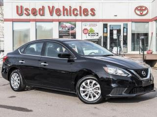 Used 2017 Nissan Sentra SV YES WE ARE OPEN SUNROOF  CAMERA ONE-OWNER! for sale in North York, ON