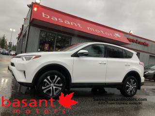 Used 2016 Toyota RAV4 LE, Low KMs, Fuel Efficient, Power Windows/Locks!! for sale in Surrey, BC