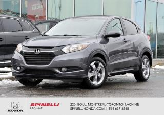 Used 2017 Honda HR-V EX AWD TOIT BAS KM AWD TOIT MAGS BLUETOOTH CRUISE for sale in Lachine, QC