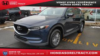 Used 2017 Mazda CX-5 GS AWD for sale in Sorel-Tracy, QC