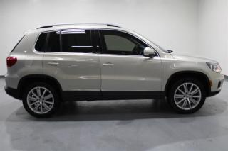 Used 2013 Volkswagen Tiguan WE APPROVE ALL CREDIT for sale in Mississauga, ON