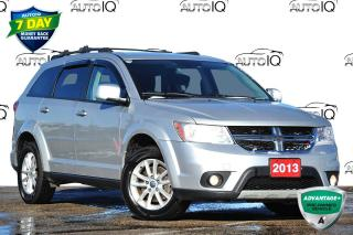 Used 2013 Dodge Journey SXT/Crew SXT | FWD | 3.6L V6 ENGINE | 3rd ROW for sale in Kitchener, ON